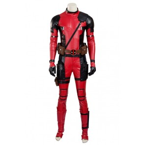 Wade Wilson Costume For Deadpool Cosplay Uniform