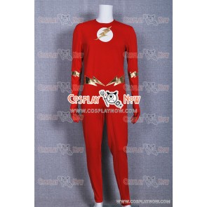 The Flash Cosplay Barry Allen Costume