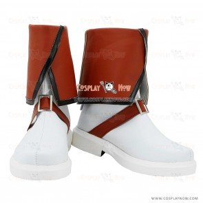 Cute High Earth Defense Club LOVE! Cosplay Shoes Yumoto Hakone Boots