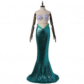 Princess Ariel Cosplay Costume from The Little Mermaid