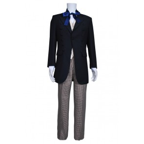The First Doctor Who is 1st Dr William Hartnell Cosplay Costume