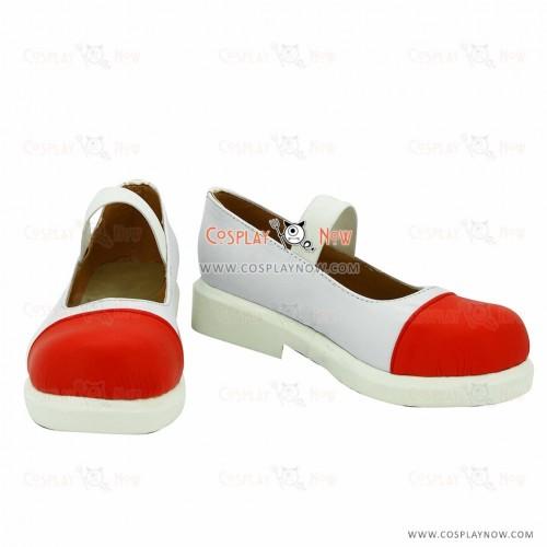 Gugure Kokkuri-san Cosplay Ichimatsu Kohina Shoes