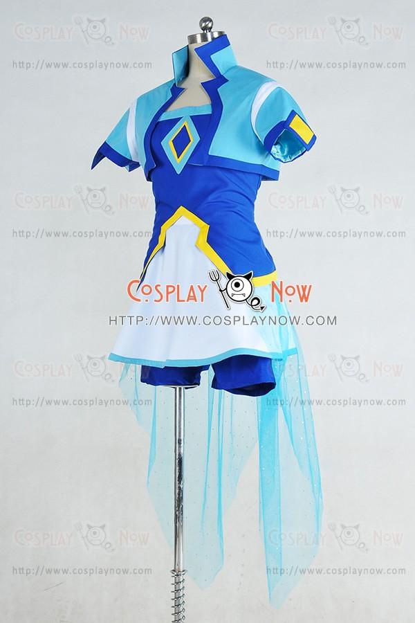 lolirock cosplay talia costume uniform