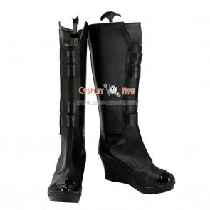 The Avengers Cosplay Shoes Natasha Romanoff Boots