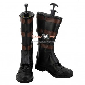 Captain America Steve Rogers Cosplay Boots