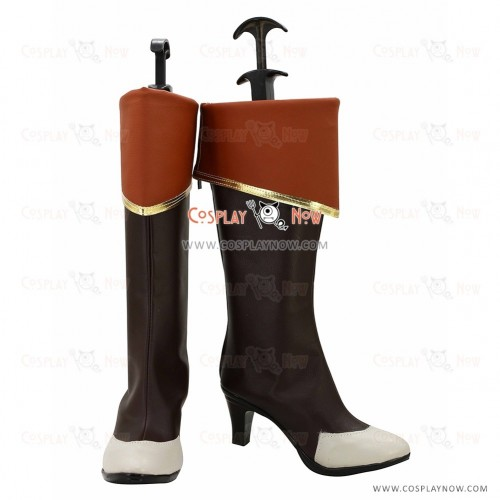 Cyphers Cosplay Shoes Jeannette Boots