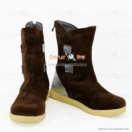 Star Wars Cosplay Shoes Rey Boots