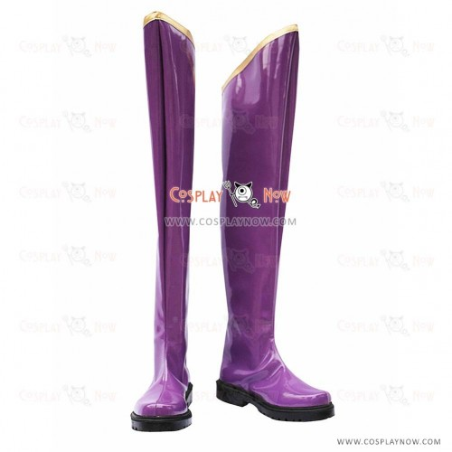 Vocaloid Cosplay Shoes Gakupo Long Version Boots