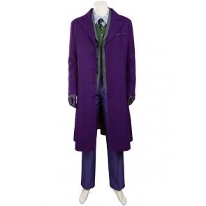 Batman The Joker The Dark Knight Cosplay Costume Section B