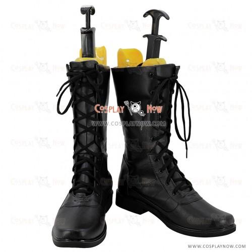 Daredevil Cosplay Shoes Matthew Michael Murdock Boots