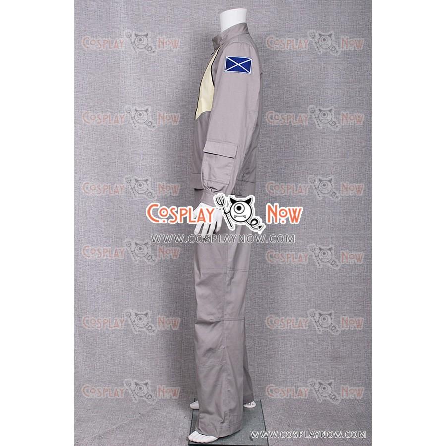 Stargate Atlantis Cosplay Doctor Carson Beckett Uniform Costume Jacket And Pants
