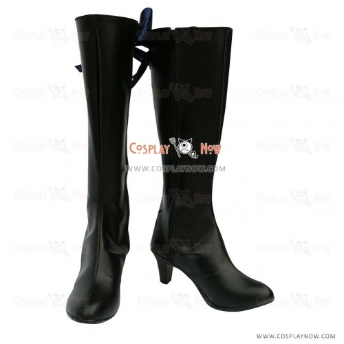 Black Butler Cosplay Shoes Ciel in Knight Boots