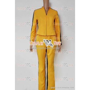 Kill Bill Cosplay The Bride Beatrix Michelle Kiddo Costume