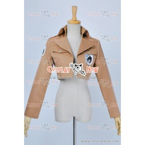 Attack On Titan Constitution Legion Cosplay Costume