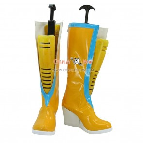 JOJO Cosplay Shoes Jolyne Cujoh Boots
