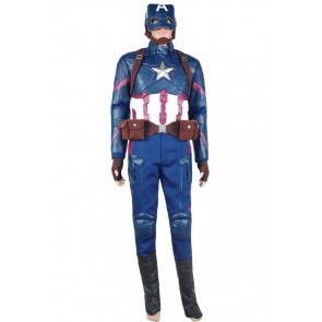 Captain America 3 Civil War Steve Rogers Cosplay Costume