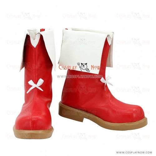 Love Live Cosplay Shoes School Idol Festival Sunny Day Song Honoka Kousaka Boots