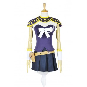 Fairy Tail Cosplay GMG Lucy Heartfilia Costume