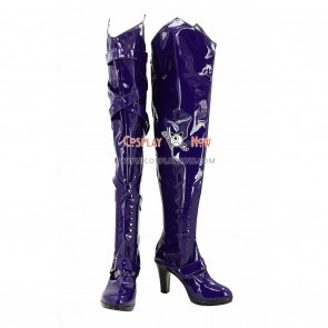 Date a Live Cosplay Shoes Yuzuru Yamai Boots