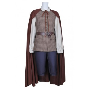 Pirates Of The Caribbean Cosplay Will Turner Costume