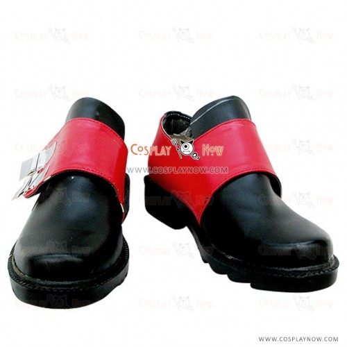 The Legend of Heroes VI Leonhardt Cosplay Shoes