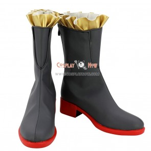The King's Avatar Cosplay Shoes Chen Guo Boots