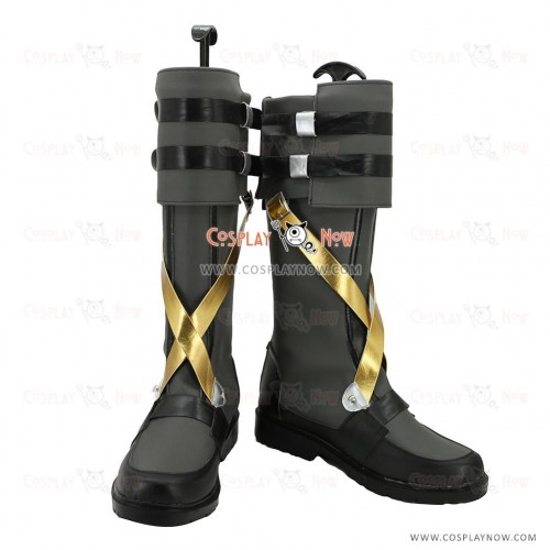 The Legend of Heroes VII Cosplay Shoes Zero no Kiseki Lloyd Bannings  Boots
