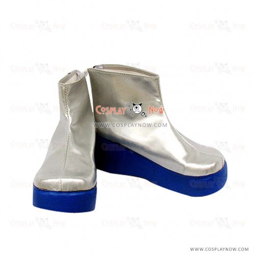 Snow Miku Cosplay Yowane Haku Shoes