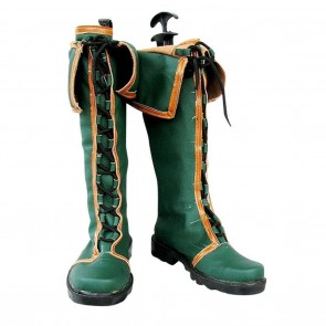 Ys Cosplay Shoes Dino Boots