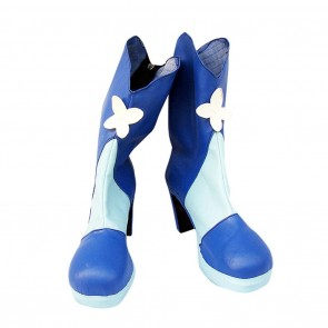 Pretty Cure 5 Cosplay Shoes Cure Aquall Boots