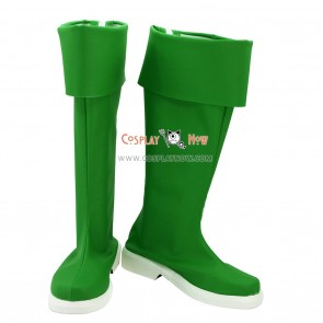 Cute High Earth Defense Club Love Cosplay Shoes Kinugawa Atsushi Boots