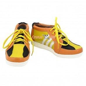 Tokyo Ghoul Tokyo Guru √A Nagachika Hideyoshi Yellow Cosplay Shoes