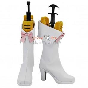 AKB0048 Cosplay Shoes Kanzaki Suzuko Boots
