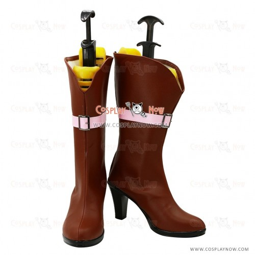 One Piece Cosplay Shoes Cavendish Boots