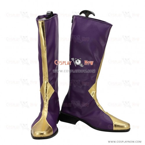 Code Geass Cosplay Shoes Modified versions of Lelouch Boots