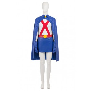 Miss Martian Costume For Young Justice Cosplay Uniform