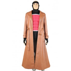 X Men Apocalypse Cosplay Gambit Costume
