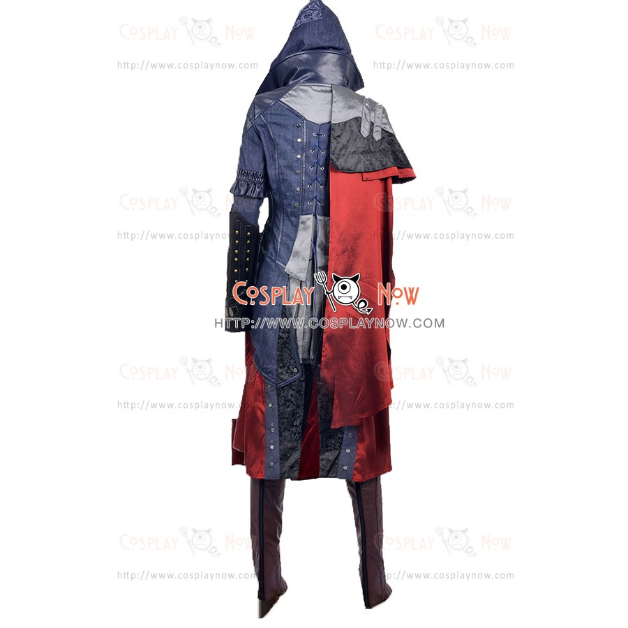 Dame Evie Frye Costume For Assassins Creed Syndicate Cosplay Full