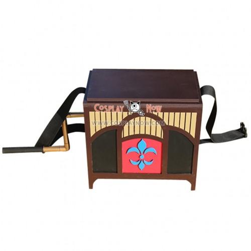 Black Butler Drossel Kainz Music Box PVC Cosplay Props