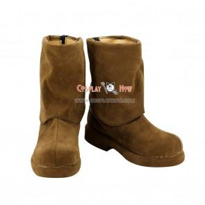 Black Butler II Kuroshitsuji II Cosplay Shoes Luka Macken Brown Boots