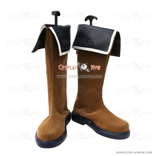 TalesWeaver Cosplay Shoes Lucian Boots