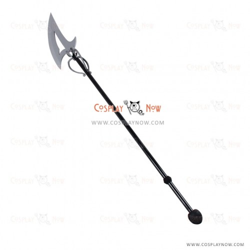 Magical Girl Raising Project Cosplay Swim Swim props with spear