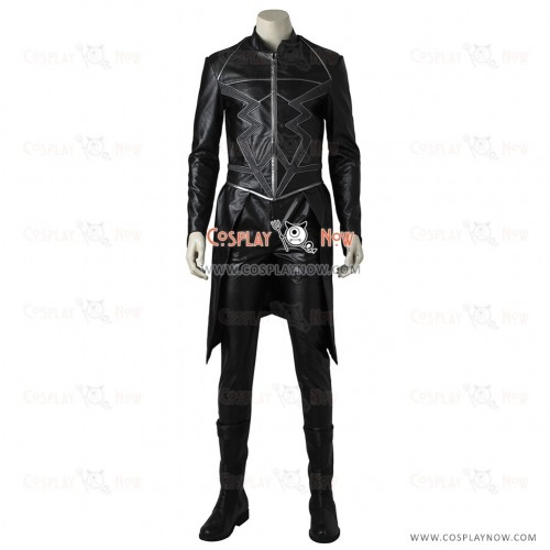 The Outfit Cosplay InhumansBlack BoltCostume