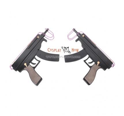 Unlight Paulette Double Weapons PVC Cosplay Props
