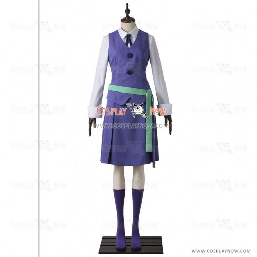 Little Witch Academia Cosplay Costume for teacher