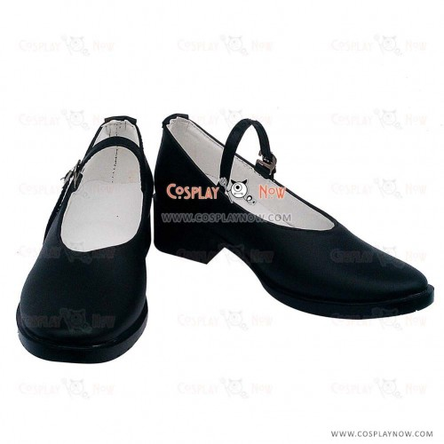 Black Butler Ciel In Wonderland Cosplay Shoes