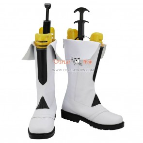 Diabolik Lovers Cosplay Shoes Kou Mukami Mukami Kou White Boots
