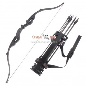 Marvel The Avengers Hawkeye Bow, Arrows and Arrow Holder PROPs