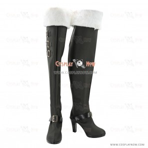 League of Legends Cosplay Shoes LeBlanc Boots