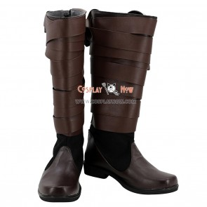 Star Wars Cosplay Shoes Luke Skywalker Boots